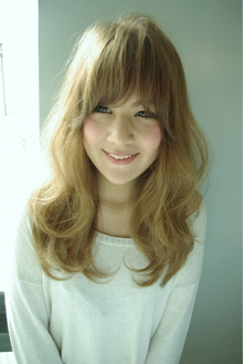 """""""ash+beige☆W color""""