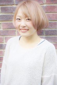 """ミルキー☆ピンクベージュ beyond-""""E""""のヘアスタイル"""