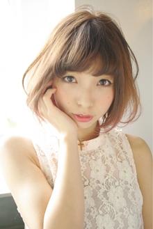 """""""インナーカラー☆baby pink"""" beyond-""""E""""のヘアスタイル"""