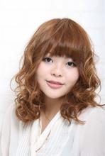 ふわふわデジパ|hair Donthikaのヘアスタイル