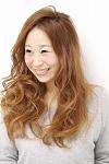 フレンチカジュアルウェーブ|laluna alex 阪急六甲店のヘアスタイル