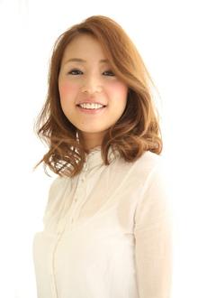 ワンカールミディ |laluna alex 阪急六甲店のヘアスタイル
