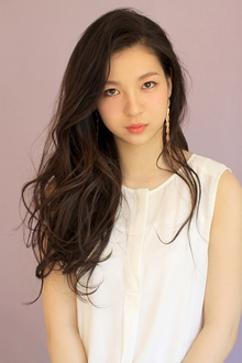 Healthy Wave|laluna alex 阪急六甲店のヘアスタイル