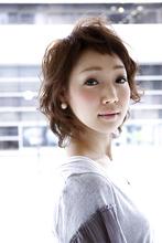 カットできまる エアリーショート!!|laluna alex 阪急六甲店のヘアスタイル