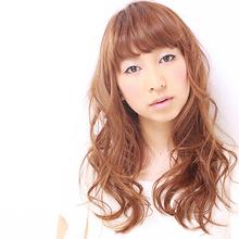 リラックスウェーブ|la luna alex 神戸北町店のヘアスタイル