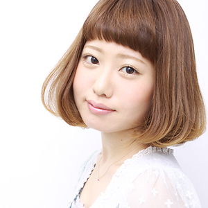 ナチュラルグラデカラー|la luna alex 神戸北町店のヘアスタイル