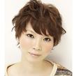 ガーリーショート|la luna alex 神戸北町店のヘアスタイル