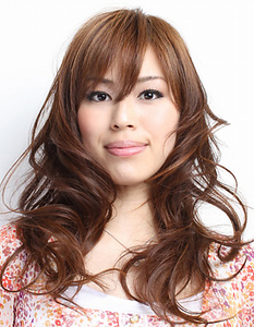 シルキーカール2|la luna alex 神戸北町店のヘアスタイル