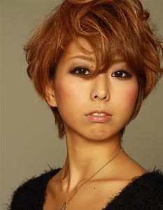 クールショート|la luna alex 神戸北町店のヘアスタイル