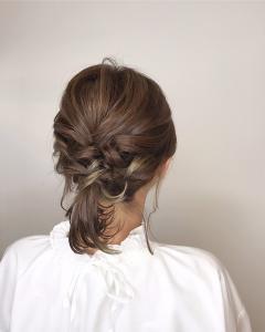 【結婚式にも◎】ヘアセット|rocca hair innovation 稲毛西口店のヘアスタイル