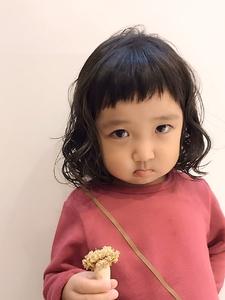 キッズカット|rocca hair innovation 稲毛西口店のヘアスタイル