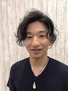 外国人風ツーブロック|rocca hair innovation 稲毛西口店のヘアスタイル