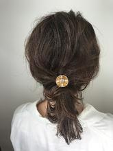 アンニュイアレンジ♪|rocca hair innovation 稲毛西口店 和賀 昭英のヘアスタイル