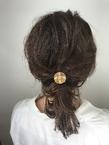 アンニュイアレンジ♪|rocca hair innovation 稲毛西口店のヘアスタイル
