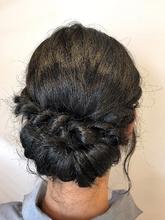 エレガントアップ|rocca hair innovation 稲毛西口店 馬場 葉瑠香のヘアスタイル