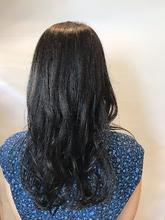 暗髪カラー|rocca hair innovation 稲毛西口店 馬場 葉瑠香のヘアスタイル