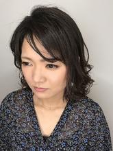 クールミディアム|rocca hair innovation 稲毛西口店のヘアスタイル