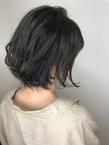 伸ばしかけレイヤーボブ|rocca hair innovation 稲毛西口店のヘアスタイル