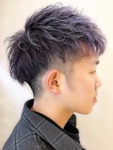 バイオレットアッシュカラー|rocca hair innovation 稲毛西口店のヘアスタイル