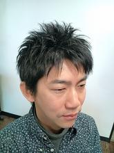 ◆好感度ショートウルフ◆|AXEL 小金原本店のメンズヘアスタイル