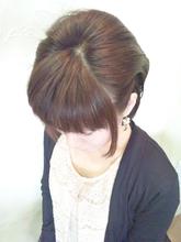 ◆グラデーションボブ/アレンジ編◆|AXEL international 東松戸店のヘアスタイル