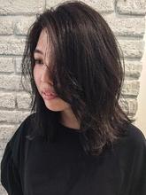 アッシュくびれミディ♪|MaruQuee de mashuのヘアスタイル