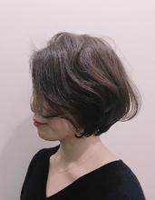 アンニュイボブ|MaruQuee de mashuのヘアスタイル