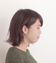 ラベンダーピンク♪|MaruQuee de mashuのヘアスタイル