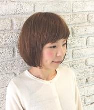 スマートマッシュボブ|MaruQuee de mashuのヘアスタイル