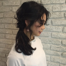 アレンジスタイル|MaruQuee de mashuのヘアスタイル
