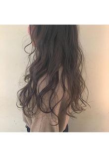 ラフカール・オリーブカラー|Lumier de mashuのヘアスタイル