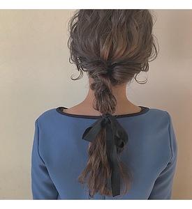 アンニュイアレンジ|Lumier de mashuのヘアスタイル