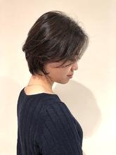 小顔グラデーションスタイル|Lumier de mashuのヘアスタイル