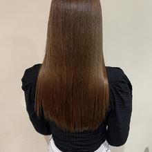 ツヤ髪ロング|Lumier de mashuのヘアスタイル