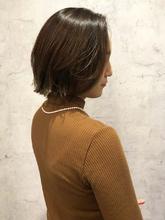 スマートボブ|Lumier de mashuのヘアスタイル
