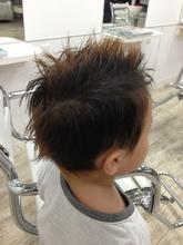 チビッコカット|Hair Resort ACCESSのメンズヘアスタイル