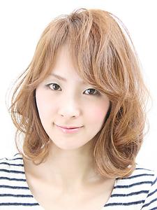ブロッサムボブ|FEERIE tsukudaのヘアスタイル