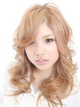 ソフティグラマラス|FEERIE tsukuda 岩崎 恵人のヘアスタイル