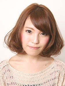 ガーリーウェーブ|FEERIE tsukudaのヘアスタイル