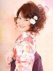 キュート袴スタイル FEERIE tsukudaのヘアスタイル