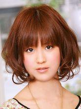 キュートボブ|FEERIE tsukudaのヘアスタイル