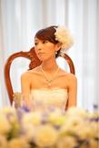 【結婚式】 三つ編みカチューシャ ≪ichiko≫