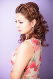 【結婚式】 すっきり編込みカチューシ ≪ichiko≫|ichiko  のヘアスタイル
