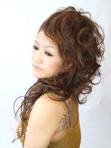 【二次会】 サイドダウン ≪ichiko≫ ichiko  のヘアスタイル