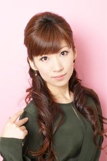 【二次会】 ハーフアップ ≪ichiko≫ ichiko  のヘアスタイル