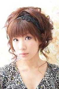 【パーティー】 レディなアップスタイル ≪ichiko≫
