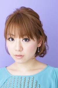 【二次会】 ゆるふわシニヨン ≪ichiko≫