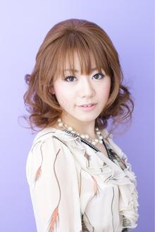 【結婚式】 ロングヘアボブ風 ≪ichiko≫|ichiko  のヘアスタイル