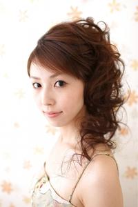 【結婚式】 アシンメトリーダウン ≪ichiko≫