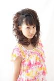 【パーティー】 小顔ハーフアップ ≪ichiko≫